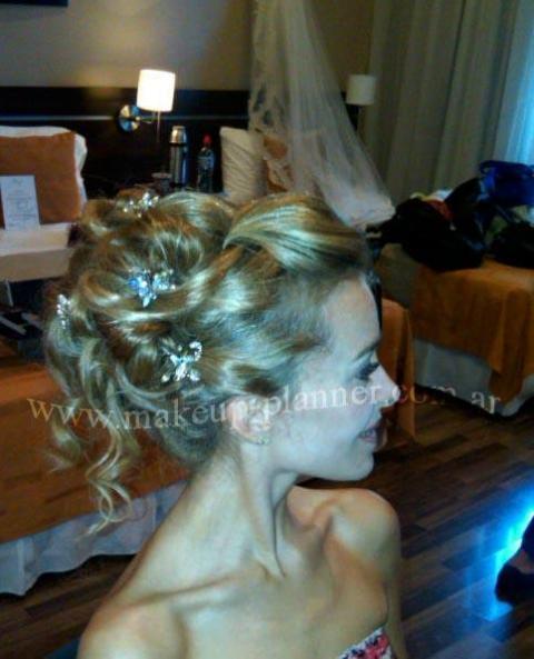 peinado recogido | Casamientos Online