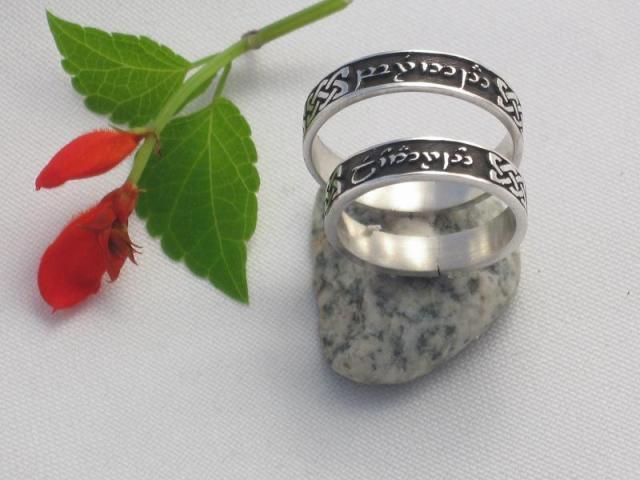 Alianzas de Boda nombres en élfico   Casamientos Online