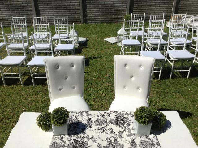 Ceremonia tiffany | Casamientos Online