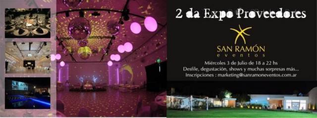Contratá el salón durante julio y agosto 2013 para cualquier fecha y obtendrás importantes beneficios ( exclusivos para asistentes a la expo) | Casamientos Online