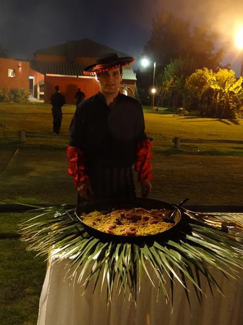 Castro Sampaolesi (Catering)