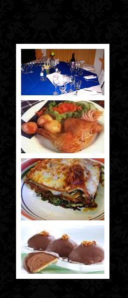 Menú Clásico - Cocina y Montaña - Catering y eventos