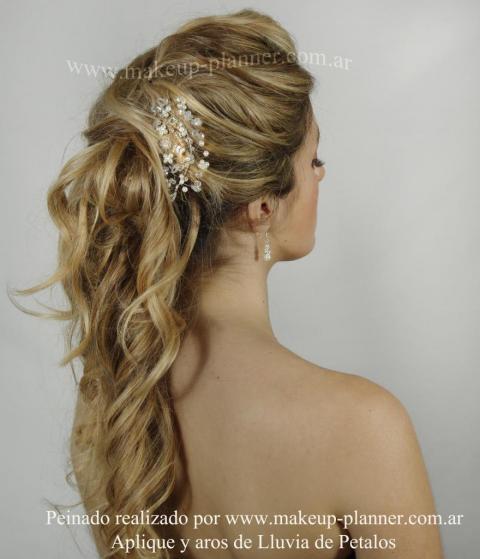 peinado novia | Casamientos Online