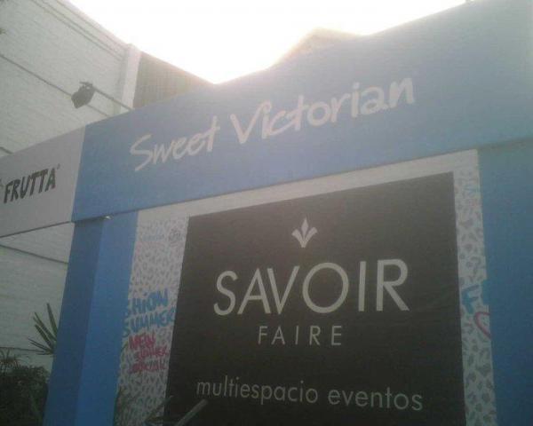 Savoir Faire (Salones de Fiesta)