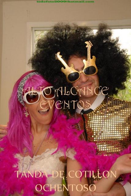 ALTO ALCANCE by Lilian Sacharuk - ORG de EVENTOS (Wedding Planners) | Casamientos Online