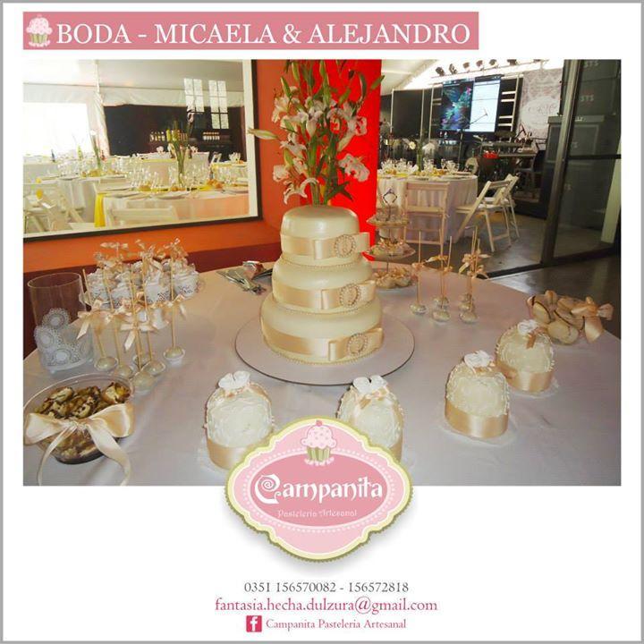 Campanita  (Mesas dulces y cosas ricas)