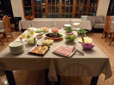 Eme Chacras Eventos (Catering)