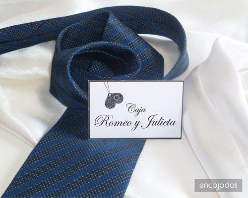 CAJA ROMEO Y JULIETA