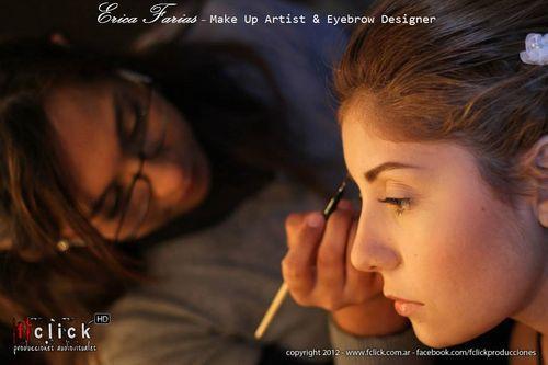 Maquillaje y Peinado para Quinceañera
