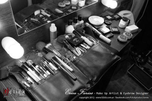Erica Farias, Make Up Artist & Eyebrow Designer | Casamientos Online