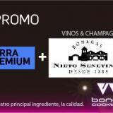 Promo Barra Premium + vinos...
