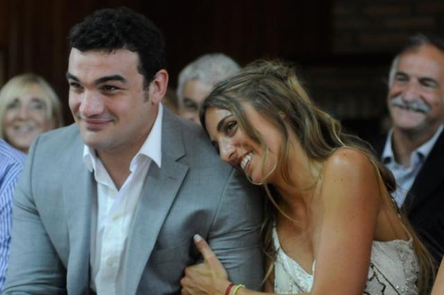 Casamientos reales, Vir y Agustin