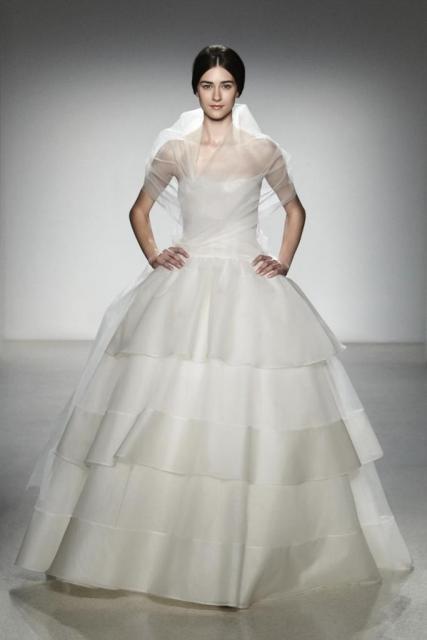 Amsale: Vestidos de Novia