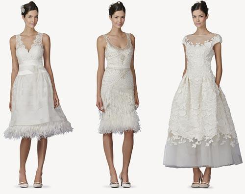 Carolina Herrera y sus vestidos cortos