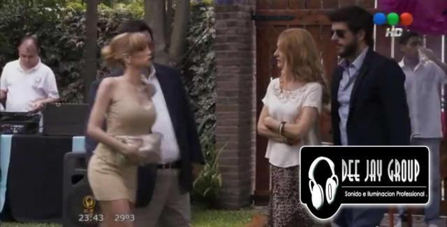 Casamiento de Mimi y Fabian - Vecinos en Guerra ( Telefe ) | Casamientos Online