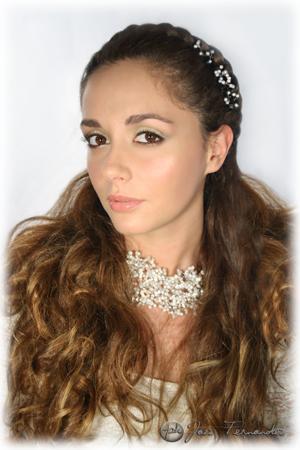 Maquillaje + Peinado para Novias Ceremonia