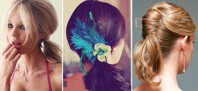 7 peinados para novias con pelo corto Casamientos Online