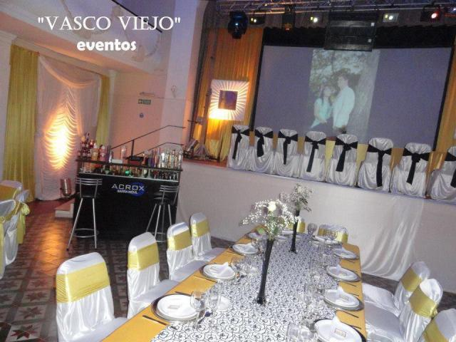 Sociedad Italiana (las varillas ) (Salones de Fiesta)