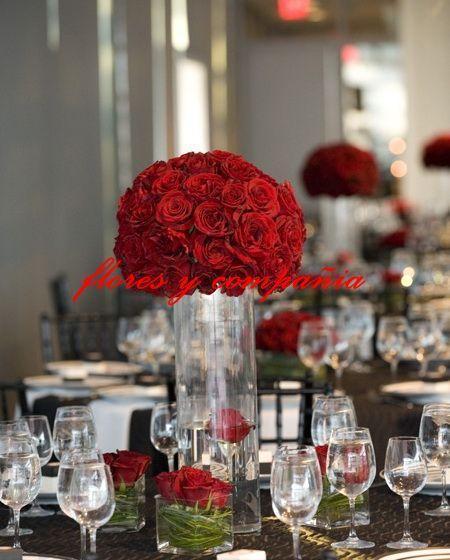 centros de mesa promocionanles  | Casamientos Online
