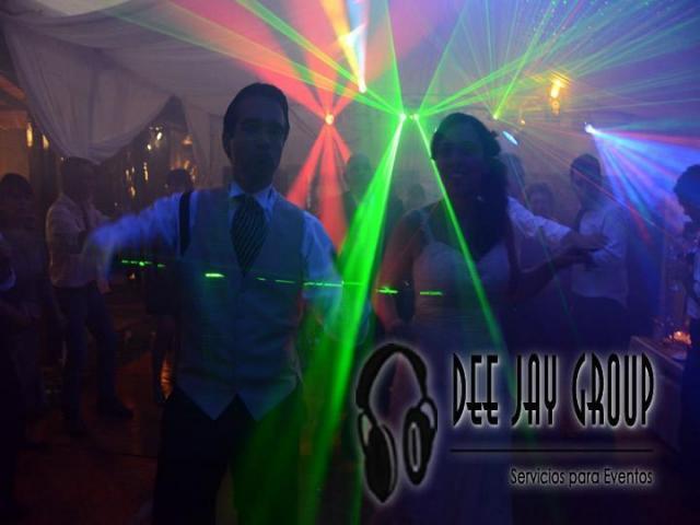 Deejay Group :: Servicios para Eventos | Casamientos Online