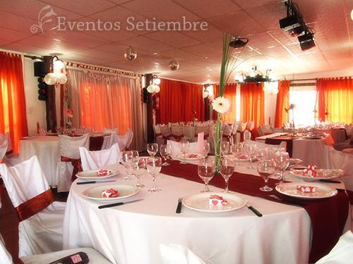 Eventos Setiembre | Casamientos Online