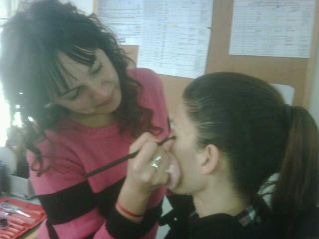 Maquillaje Isabel Macedo Graduados