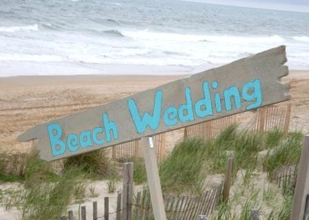 Beach wedding - Shantu