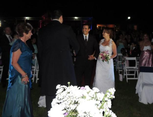Casamiento de Sandra y Daniel | Casamientos Online