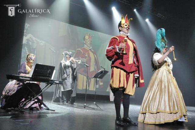 Galalirica Show y Orquesta