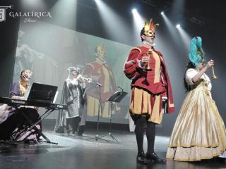 Imagen de Galalirica Show y Orqu...