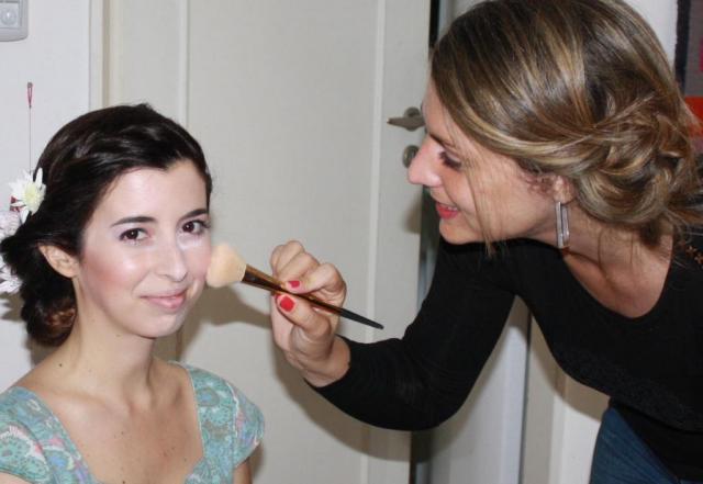 Make up Novia Ceremonia