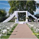 Sillas plegables, sillas tiffanys interiores y exteriores, ambientación eventos