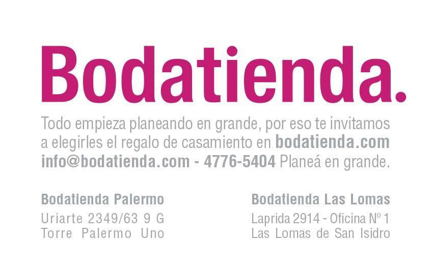 Bodatienda - Tiendas Adheridas