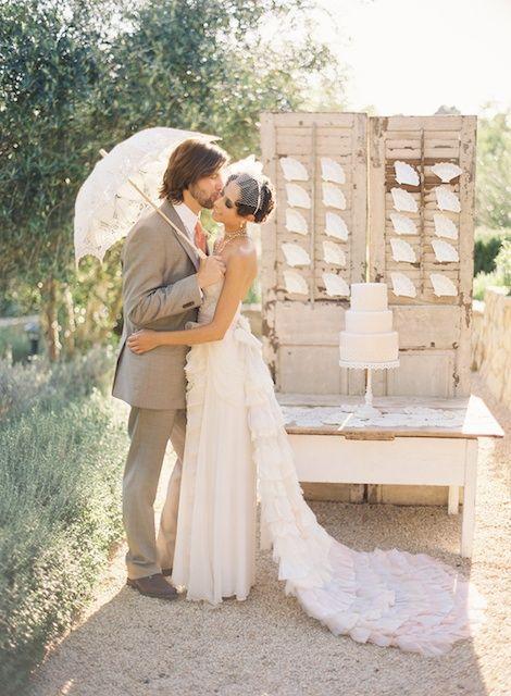 3dd7f47f1 Vas a llevar vestido de novia con cola en tu boda  Contanos que te parecen  los diferentes largos!!