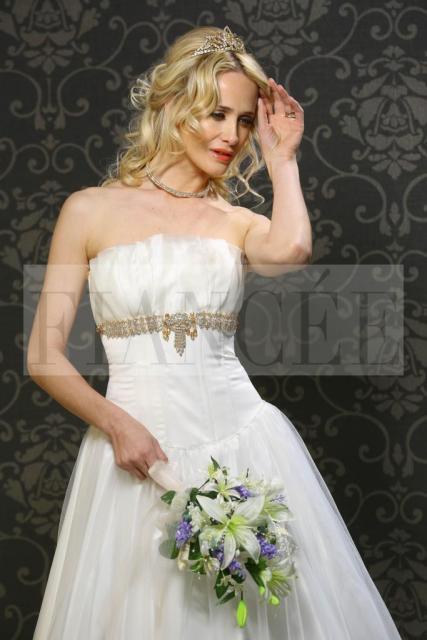 Fiancee Nº23 Julieta detalle de corset  | Casamientos Online