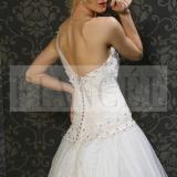 Fiancee Nº23 Julieta detalle de corset de espaldas
