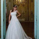 Punto de Partida Nº11 Micaela Paz vestido natural