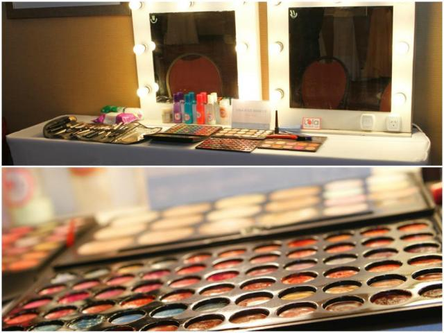 Te de Novias - Stand de Retoque Make Up Lola Auge