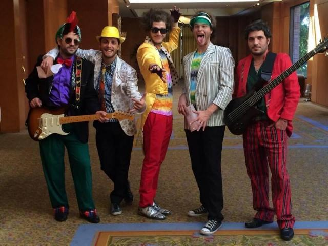 CIRCUS COVER BAND, Show musical