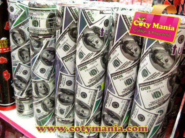 Lanza Dolares | Casamientos Online