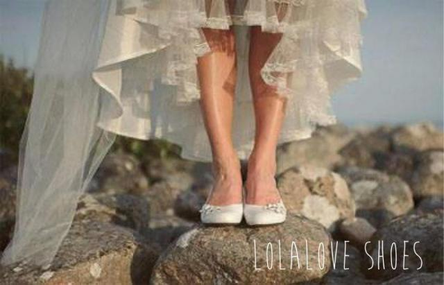 Ballerinas de novia