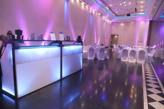 Bonos Cocktails servicio 200 pax en Palais Rouge