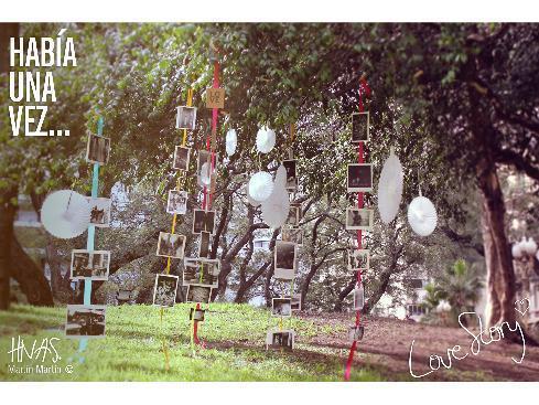 HNAS. Martín Martin - Ambientación para Casamientos - Love Story | Casamientos Online