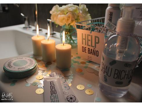 HNAS. Martín Martin - HELP de Baño | Casamientos Online