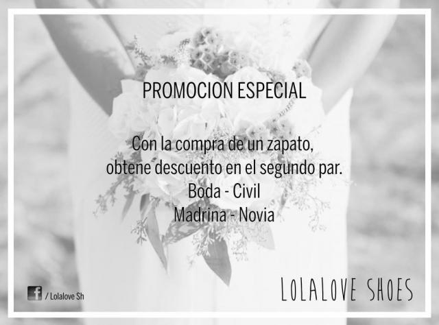 Promocion especial | Casamientos Online