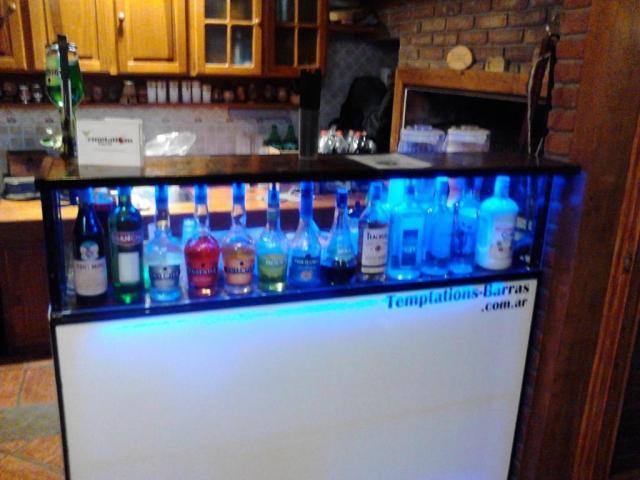 Temptations Barras (Bebidas y Barras de Tragos)