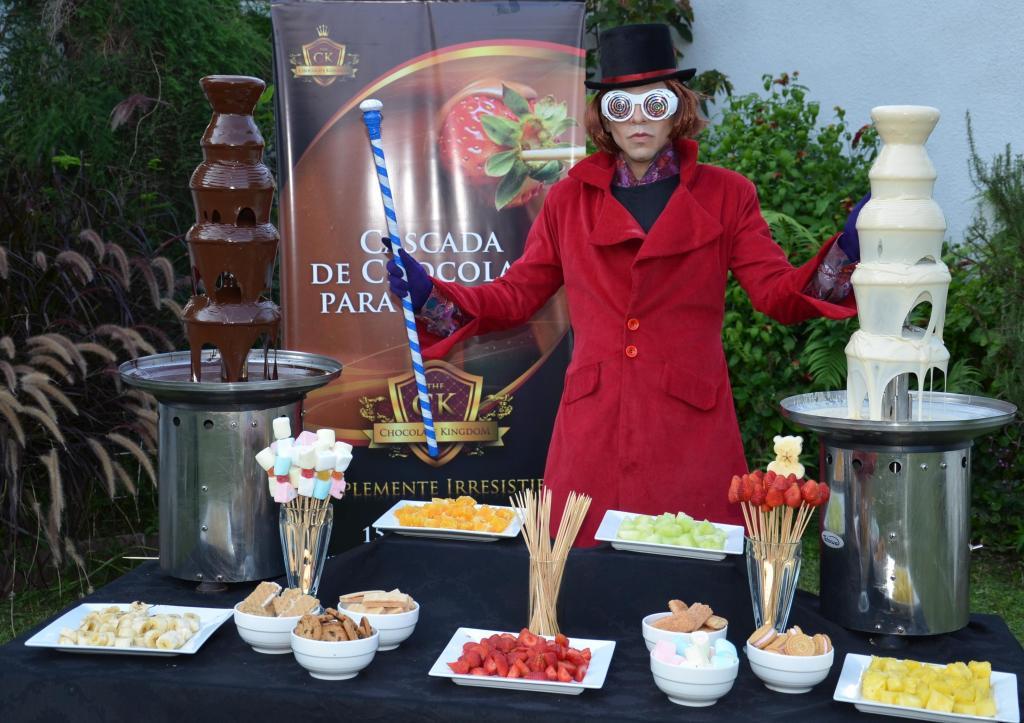 The Chocolate Kingdom (Mesas Dulces y Cosas Ricas)