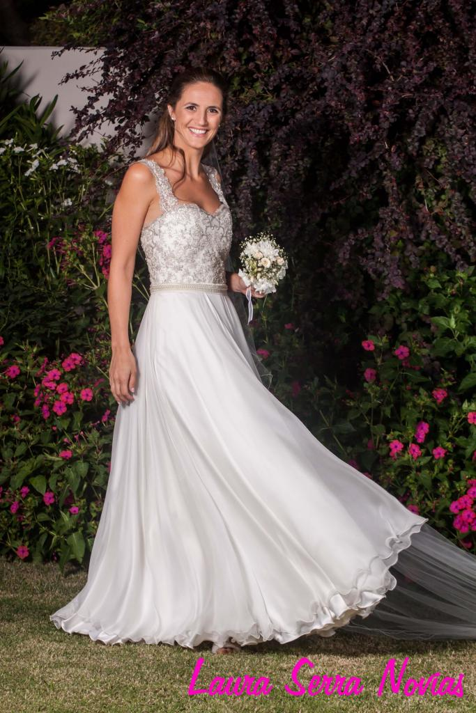Vestido de novia Guadalupe C