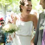 Vestido de novia Samanta