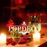 Pop Deco (Ambientación y Centros de Mesa)